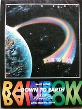 RAINBOW DOWN TO EARTH JAPAN BAND SCORE GUITAR TAB