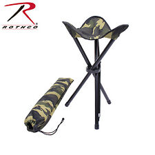 4584 / 4554 Rothco Collapsible Stool With Carry Strap
