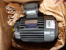 NEW TECO 2 HP AC ELECTRIC INDUCTION MOTOR 3 PHASE 1725 RPM 230/460 VOLT