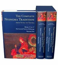COMPLETE NYINGMA TRADITION FROM SUTRA TO  - CHOYING TOBDEN DORJE (HARDCOVER) NEW