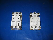 Bell Helicopter 206 A/B/OH58 Carrier Assy 2 each p# 206-050-106-001 used
