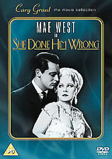 She Done Him Wrong (DVD, 1933) MAE WEST, CARY GRANT