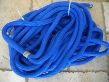 """ROYAL 5/8"""" x 30 FT Double Braid Dock Lines TWO ROPES  Boating"""