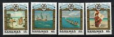 BAHAMAS SG933/6 1992 DISCOVERY OF AMERICA MNH