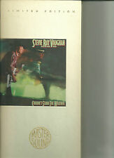 Steve Ray Vaughan  Couldn´t stand the weather  Master Sound CD-Longbox Gold-CD