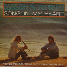 "PARRISH & TOPPANO - SONG IN MY HEART Single 7"" (I827)"
