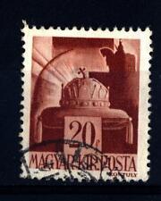 HUNGARY - UNGHERIA - 1943 - Corona di Santo Stefano