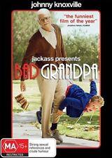 Jackass Presents: Bad Grandpa  DVD Region 4