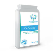 CanDefence 60 Capsules - Ultimate Candida Cleanse Extra Strength ALL-IN-ONE form