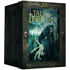 Tales of Terror - 200 Classic Horror Movies,Vincent Price, Various [R / DVD] HKS