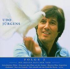 UDO JÜRGENS 'NUR DAS BESTE- 70ER' CD NEU BEST OF