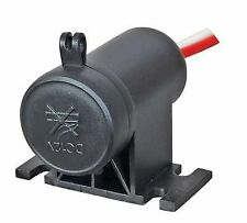 DURITE AUXILLARY POWER SOCKET 15 Amp 12 VOLT 28mm PANEL HOLE 100mm LEAD 0-601-11