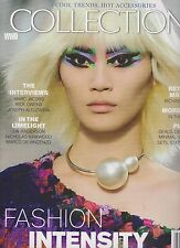 WWD Collections Fashion Intensity Cool Trends Hot Accessories Magazine 2014.