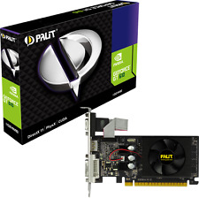 Low Profile Palit Geforce GT 610 1GB Graphics VGA/DVI/HDMI NEAT6100HD06-1196F