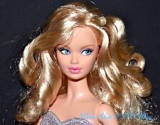 Birthstone Beauties Miss Diamond Steffi Model Muse Barbie Doll