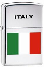 Zippo 250 italian flag Lighter