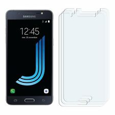 2 x Clear Samsung Galaxy J5 (2016) LCD Screen Protector Film Foil Saver