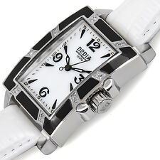 DEDIA Women's Lily LR Diamond Mother-of-Pearl Brand New Watch List- $1,650 NIB