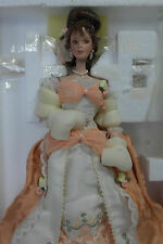 Victorian Tea Porcelain Orange Pekoe 1999 Porcelain Barbie MIB NRFB LE/4000