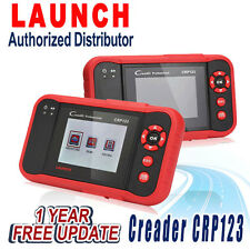 Free Updates LAUNCH Creader CRP123 OBD2 Diagnostic Scanner Transmission ABS SRS