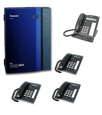 Pana KX-TDA30 Telephone System ISDN2 4 Phones + Warranty + VAT & FREE DELIVERY