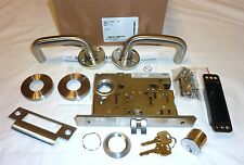 Falcon MA101 SG 630 Commercial Passage Closet Mortise Lock Grade 1 STAINLESS