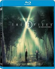 X-Files: The Complete Season 5 - 6 DISC SET (2015, REGION A Blu-ray New)