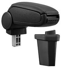[pro.tec]® Hyundai I20 II ab 2014 Mittelarmlehne Kunstleder schwarz Armlehne