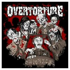 OVERTORTURE - AT THE END THE DEAD AWAIT  CD HEAVY/DEATH METAL HARD ROCK NEU
