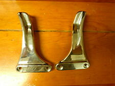 Deuce Rocker Chrome rear Mounts