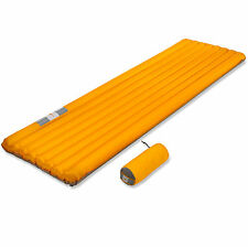 Exped SynMat UL 7 S Small Lightweight Air Mattress Camping Sleeping Pad Yellow