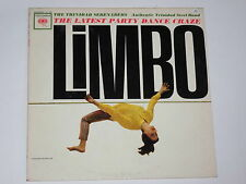 THE TRINIDAD SERENADERS -Limbo / The Latest Party Dance Craze- LP