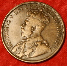 1915 CANADA LARGE CENT PENNY GREAT COLLECTOR COIN GIFT CA20