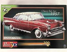 Wrebbit Puzz-3D Chevy Bel Air 1957 Classic Cars 3D Jigsaw Puzzle 300 pcs # 04670