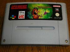 Timon & Pumbaa König der Löwen für Super Nintendo SNES