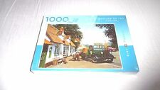 TOPPING UP THE CELLAR : 1000 PIECE JIGSAW PUZZLE , new/sealed (old stock)