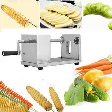 Kartoffel Fruit Gemüse Spiralschneider Twister Kartoffelschneider Tornado Chips