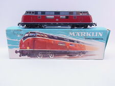 Lot 38220 | interesantes Märklin h0 3021 diesellok v200 Digital Sound transformación OVP