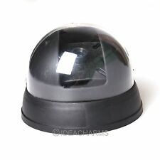 Black 1Pc Dome CCTV Color Security Camera Detector Surveillance For Home Safety