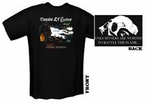 BOMBS OF HADES Atomic Temples T-SHIRT SIZE: MEDIUM