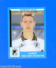 FOOTBALL 2000 BELGIO Panini-Figurina -Sticker n. 25 - BOSSCHE - EENDRACHT -New
