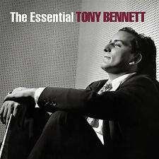 THE ESSENTIAL TONY BENNETT: 2CD: 39 CLASSIC TRACKS FROM SONY BMG
