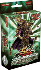 Yugioh 5D's Spellcaster's Command (SDSC) Structure Deck Factory Sealed