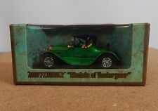Matchbox Model of Yesteryear - Y6 1913 Cadillac 1973