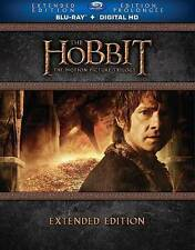 The Hobbit Trilogy Blu-ray Disc, 2015, 9-Disc Set, Canadian Extended Edition