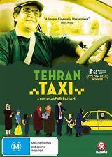 TEHRAN TAXI a film by Jarar Panahi BRAND NEW SEALED award wwinning Iran film!