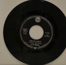 "ELVIS PRESLEY- KISS ME QUICK - NIGHT RIDER - RCA 47-9452 Single 7"" (J44)"