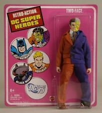 Mattel Two-Face Batman villain mego style 8 inch action figure
