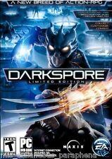 Darkspore  (PC DVD, 2011) Limited Edition Dark Spore