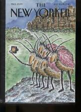 THE NEW YORKER MAGAZINE - July 12 & 16, 2010